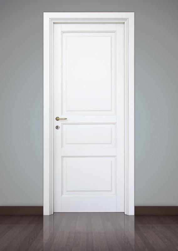 Porte bugnate bianche pannelli termoisolanti - Porte con bugne ...